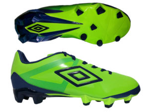 80922U DKA Umbro Velocita Club HG JNR (green gecko/dark navy/andean toucan/white)