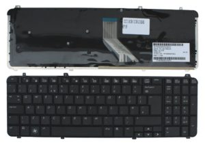 Πληκτρολόγιο Laptop HP Pavilion DV6-1000 DV6-2000 AEUT3U00140 570228-031 9J.N0Y82.H01 9J.N0Y82.M0U 517863-DJ1 DV6-1201au DV6-1202au DV6-1202tu DV6-1203au UK VERSION BLACK KEYBOARD(Κωδ.40116UK)