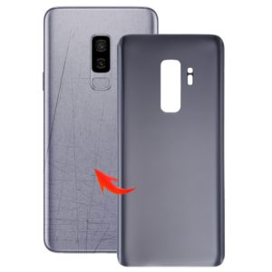 Back Cover for Galaxy S9+ / G9650(Grey)