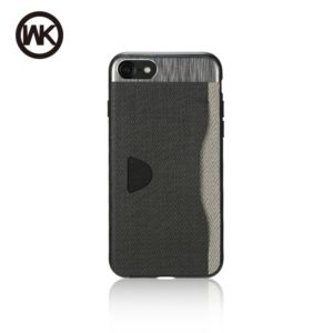WK GAMO ΘΗΚΗ iPHONE 7 PLUS BLACK - WK-GAMO-7P-BLACK