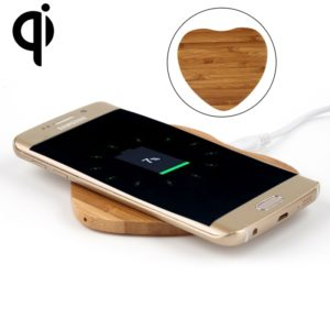 5V 1A Output Qi Standard Wireless Charger, Support QI Standard Phones, For iPhone X & 8 & 8 Plus, Galaxy S8 & S8+, LG G3 & G2 & G10, Nokia Lumia 820, Google Nexus 6 & 5 & 4 and Other QI Standard Smartphones