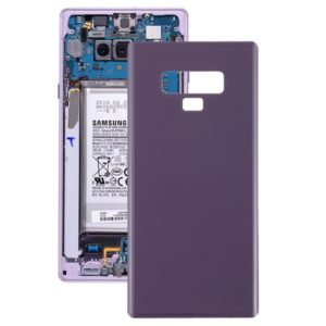 Back Cover for Galaxy Note9 / N960A / N960F(Purple)