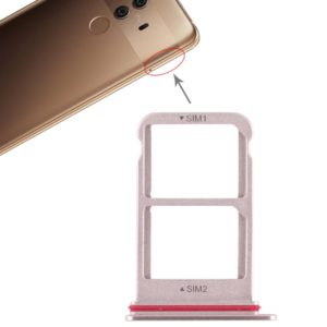 SIM Card Tray + SIM Card Tray for Huawei Mate 10 Pro (Gold)