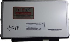 Οθόνη Laptop LTN125AT01 LTN125AT03 B125XW01 V.0 LP125WH2 SLB1 LP125WH2 TL 12.5 1366x768 WXGA HD LED 40pin slim (Κωδ. 1407)