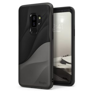Ringke Wave case cover for Samsung Galaxy S9 Plus Black (WVSG0013-RPKG)