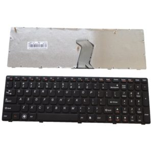 Πληκτρολόγιο Laptop Lenovo V-117020AK1 V-117020AS1-RU V-117020AS1-US V-117020CK2 V-117020CK2-UK V-117020CS1 V-11720CS2-RU V-117020CS2-UI V117020A V117020AK1 V117020AS1-US V117020CK1 V117020CS1 Z560-US (Κωδ.40058US)
