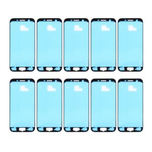 10 PCS for Galaxy A3 (2017) / A320 Front Housing Adhesive