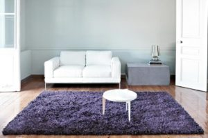 Χαλί Aslanis Shaggy Illusion Purple 160X230cm