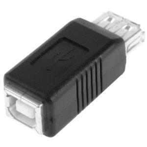 USB 2.0 AF to BF Printer Adapter Converter