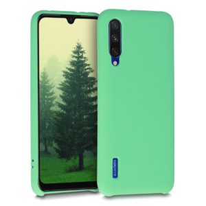 KW KW Θήκη Σιλικόνης Xiaomi Mi A3 - Peppermint Green (49680.147)