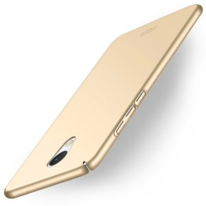 MOFI For Meizu M5 PC Ultra-thin Edge Fully Wrapped Up Protective Case Back Cover(Gold) (MOFI)