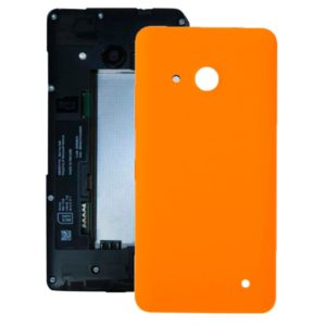 Battery Back Cover for Microsoft Lumia 550 (Orange)