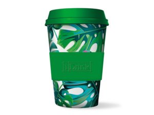 iDrink Bamboo Cup Jungle κούπα 435ml