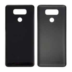Back Cover for LG G6 / H870 / H870DS / H872 / LS993 / VS998 / US997(Black)