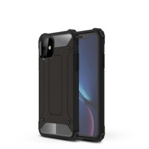 Magic Armor TPU + PC Combination Case for iPhone 11(Black)