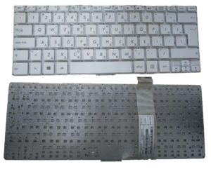 Πληκτρολόγιο Laptop - Keyboard for Asus X302U X302UA X302UJ F302UV X302 X302L X302LA X302UV X302LJ MP-11N53SU-5281W 0KNB0-3105RU00 0KN0-RS2GR1216065020778 0KNB0-3109GR0016065020778 MP-13J66GR-5282 (Κωδ.40444GRWHITE)