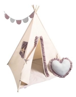 CozyDots Παιδική σκηνή Tepee Tent Summer Girl
