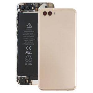 Back Cover with Side Keys & Camera Lens (Original) for Huawei Honor View 10 / V10(Gold)