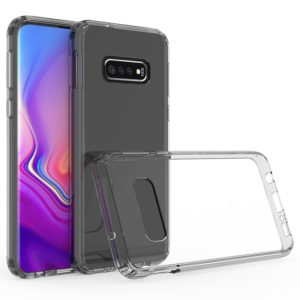 Scratchproof TPU + Acrylic Protective Case for Galaxy S10e (Grey)