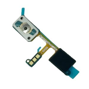 Home Button Flex Cable for Galaxy J7 Max, G615F/DS