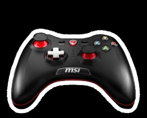 MSI Force GC30 Gaming Controller USB (S10-43G0030-EC4)