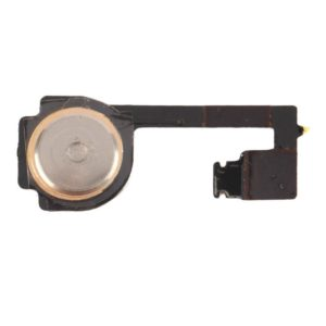 OEM Version Home Key Button PCB Membrane Flex Cable for iPhone 4