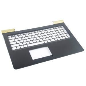 Πλαστικό Laptop - Palmrest - Cover C Lenovo IdeaPad 700-15 700-15ISK 700-15IKB 700 15 ISK 460.0CP04.0001 460.06R0N.0007 460.06R0N.0008 Black Upper Case Palmrest Cover (Κωδ. 1-COV080)