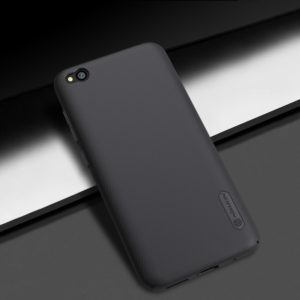 NILLKIN Frosted Concave-convex Texture PC Case for Xiaomi Redmi Go (Black) (NILLKIN)