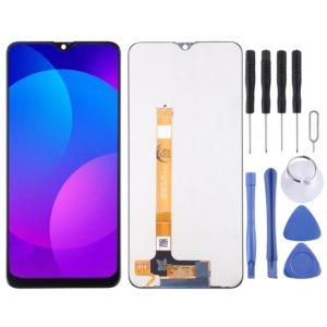 LCD Screen and Digitizer Full Assembly for OPPO A9 / A9x / F11(Black)