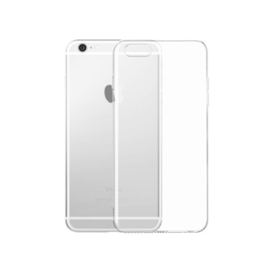 Silicone case No brand, For Apple iPhone 6, Slim, Transparent - 51585