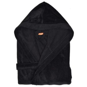 Μπουρνούζι Traffic Black Nef-Nef Large L