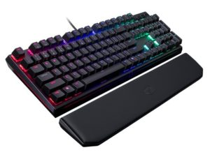 CoolerMaster Masterkeys MK 750 RGB, US Mechanical Gaming Keyboard, Cherry MX Brown (MK-750-GKCM2-US)
