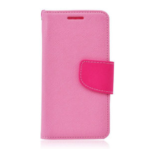 BookStyle Case Pink for Samsung Galaxy A3