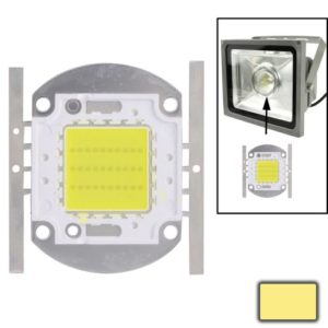 30W High Power Warm White LED Lamp, Luminous Flux: 2500lm(Warm White)
