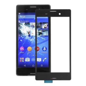 Touch Panel for Sony Xperia M4 Aqua (Black)