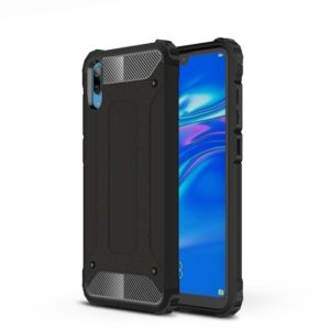 Magic Armor TPU + PC Combination Case for Huawei Enjoy 9 (Black)