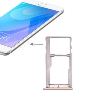 SIM Card Tray for Meizu Meilan E2(Gold)