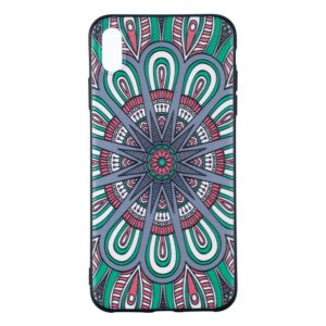 Embossment Patterned TPU Soft Protector Cover Case for Redmi Note5Pro(Mandala)