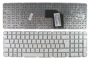 Πληκτρολόγιο Laptop HP PAVILION g6-2000 UK VERSION WHITE KEYBOARD(Κωδ.40035UKWHITE)