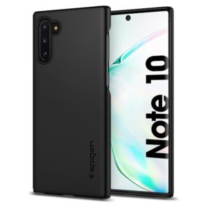 Spigen Spigen Samsung Galaxy Note 10 Thin Fit Black (628CS27368)