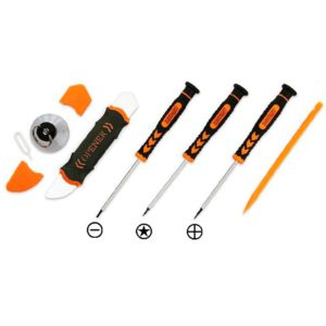 JAKEMY JM-i84 7 in 1 Professional Opening Tools Kit for iPhone / iPad / iPad Mini (JAKEMY)