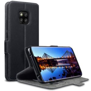 Terrapin Terrapin Low Profile Θήκη - Πορτοφόλι Huawei Mate 20 Pro - Black (117-083-203)