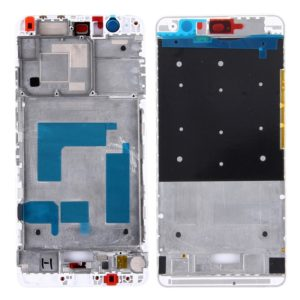 For Huawei Honor V8 Front Housing LCD Frame Bezel Plate(White)