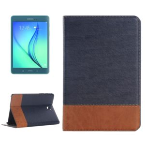 Cross Texture Horizontal Flip Leather Case with Holder & Card Slots & Wallet for Galaxy Tab A 8.0 / T350