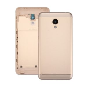 For Meizu M3s / Meilan 3s Battery Back Cover(Gold)