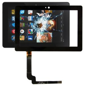 Touch Panel for Amazon Kindle Fire HDX 7 inch(Black)