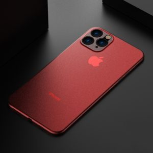 For iPhone 11 Pro Ultra-thin Frosted PP Case(Red)