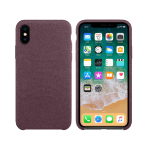 Silicone case No brand, For Apple iPhone XS Max, Hiha, Pink - 51685