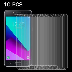 10 PCS For Galaxy J2 Prime / G532 0.26mm 9H Surface Hardness 2.5D Explosion-proof Tempered Glass Screen Film
