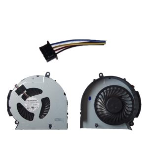 Ανεμιστηράκι Laptop - CPU Cooling Fan HP Pavilion 17-D 14 15 15-d013TX 14-D F11 747241-001 747242-001 747266-001 DFS551205ML0T FF77 MF60120V1-C181-S9A 14-D Series 15-D Series 15-D002AU 15-D008SV (Κωδ. 80218)